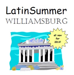 Williamsburg summer camps Latin Summer